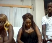 Live Sex With sexy_ebony_couple
